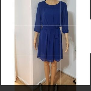 Enfocus Studio Blue dress